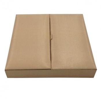 Gatefold invitation box