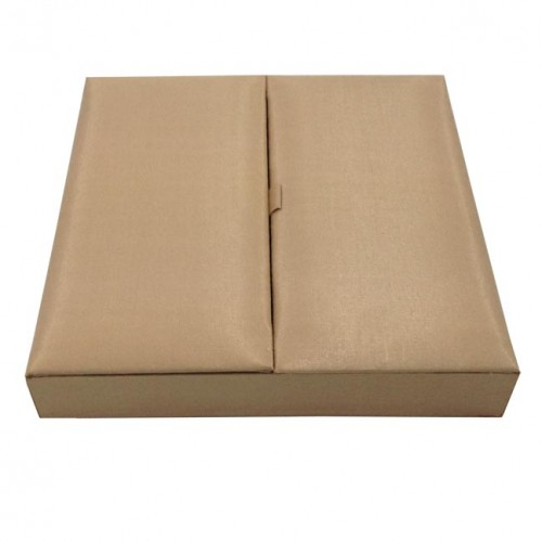 Invitation box gatefold invitation boxed wedding invitation - Corn Gold Gate Fold Wedding Invitation Box