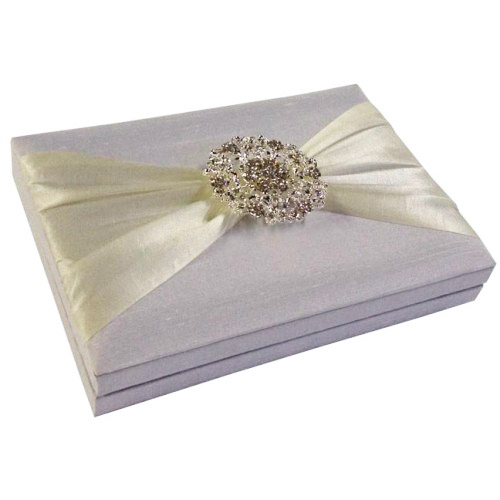 Embellished Luxury Invitation Box