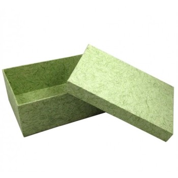 Oeko box, 100% environment friendly hand-made mu,berry paper product