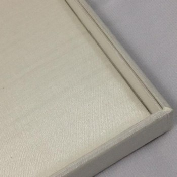 Ivory silk box