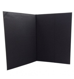 BLACK SILK CERTIFICATES, AWARDS & GRADUATE FOLDER
