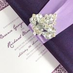 Luxury boxed wedding invitations