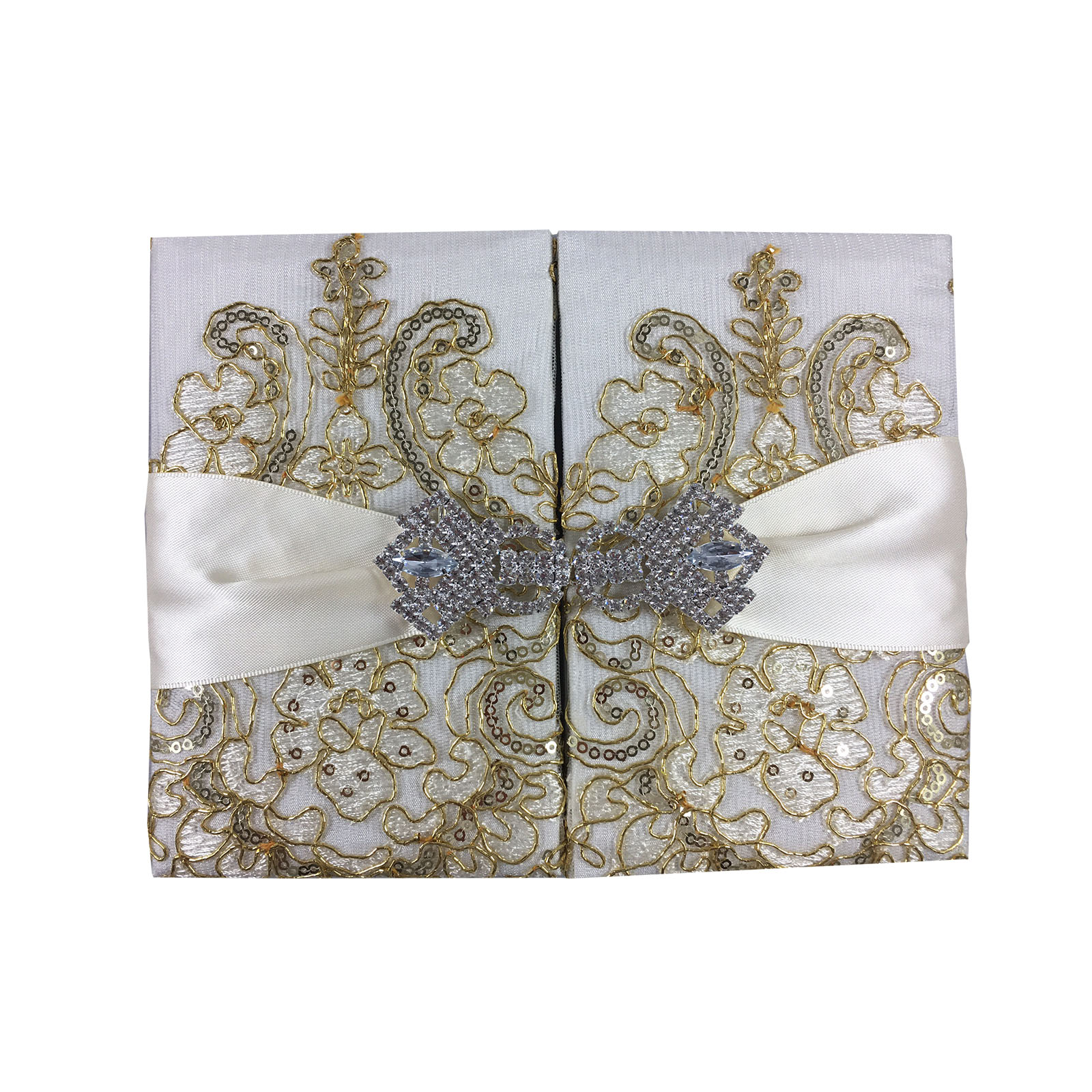 luxury lace invitations