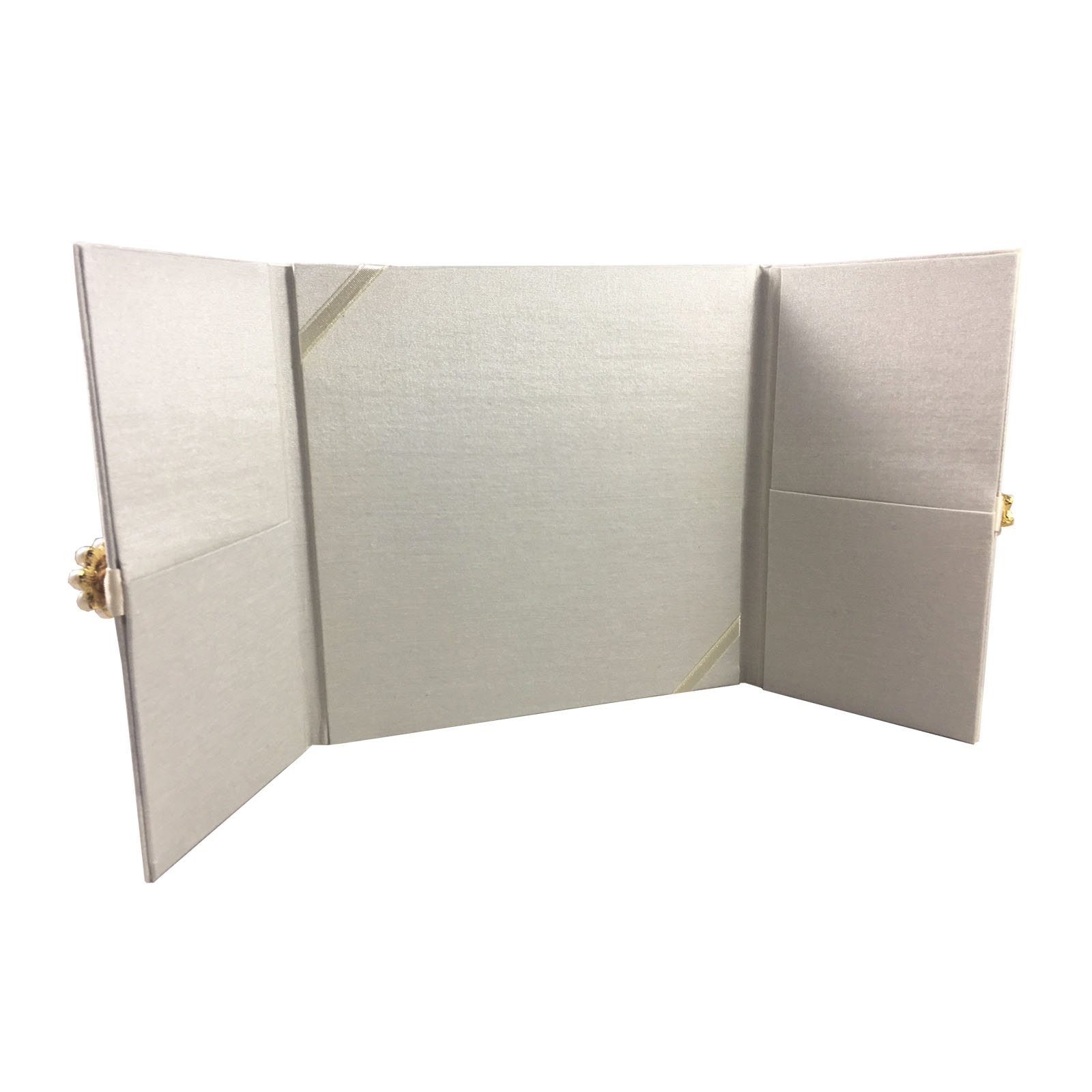 luxury wedding folder