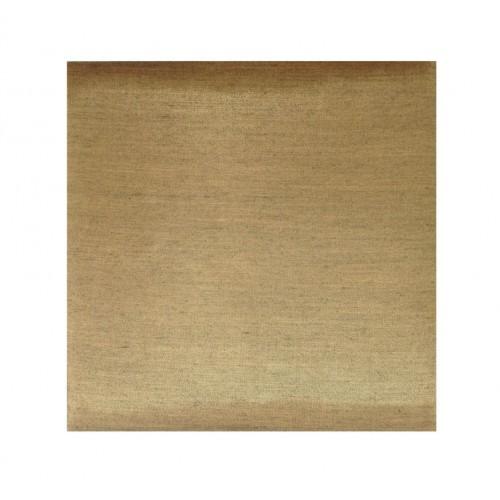Golden silk pad for wedding invitations
