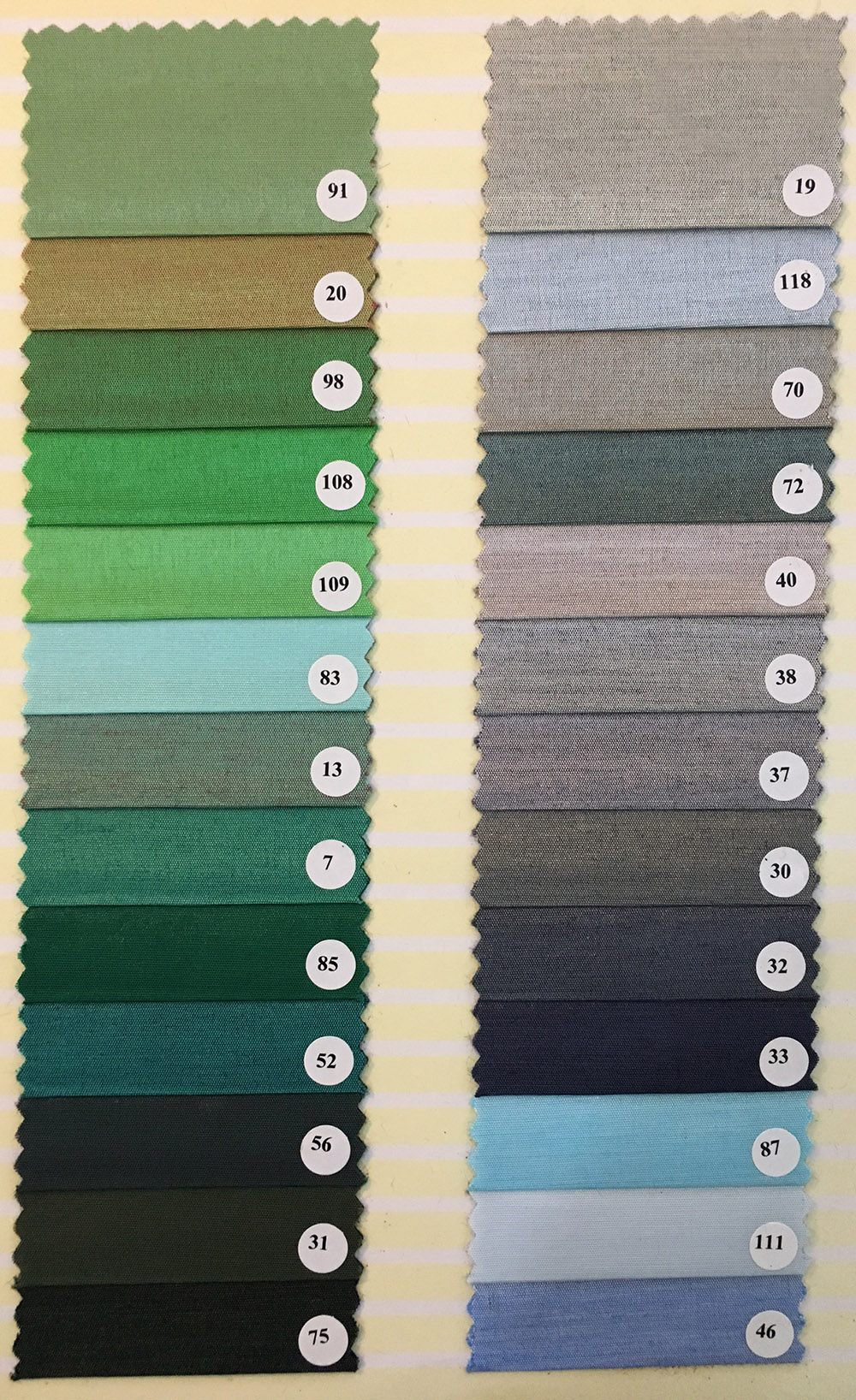 Silk Color Chart 05