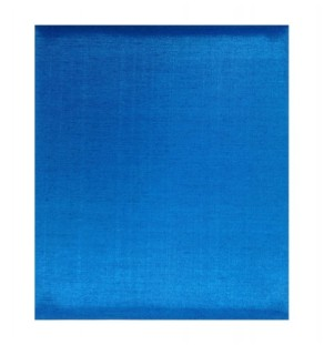 Royal blue silk pad for cards
