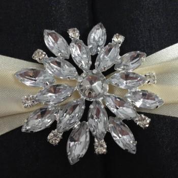 Star brooch embellishment
