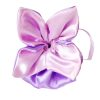Lavender Satin clover bag