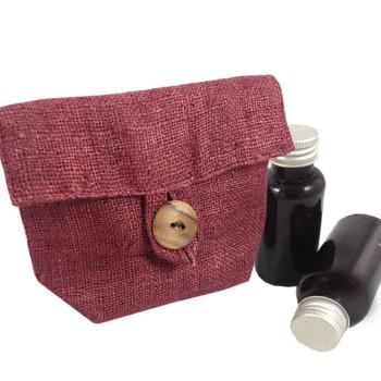 Hemp Cosmetic Bags