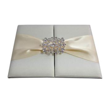 Wedding invitation folder
