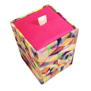 Modern silk box