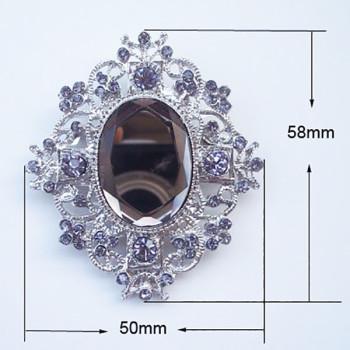 Royal Wedding Brooch Embellishments