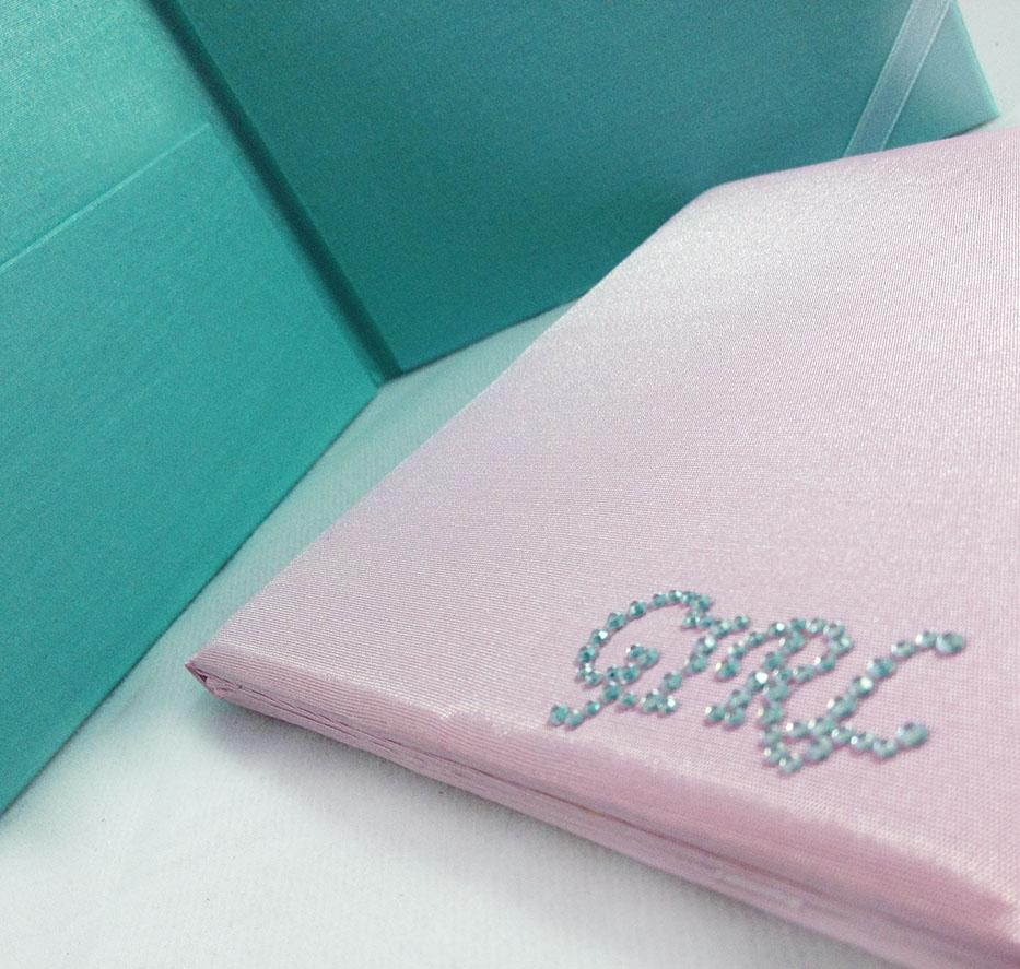 Luxury Baby Shower Pocket Fold Invitations - Luxury Wedding ...