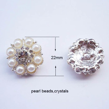 Luxury Pearl Brooche