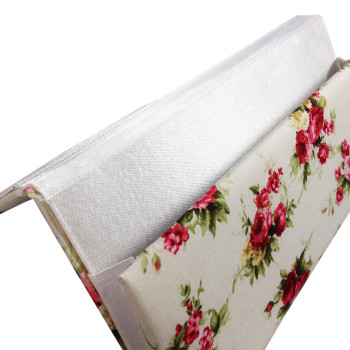 Thai clutch bags with flowers