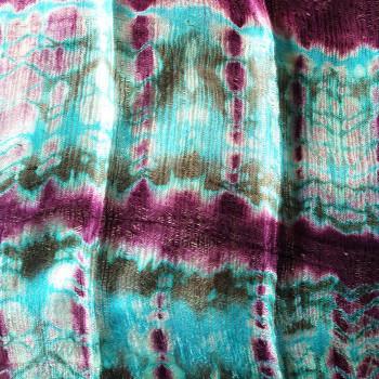 Batik shawls for wholesale