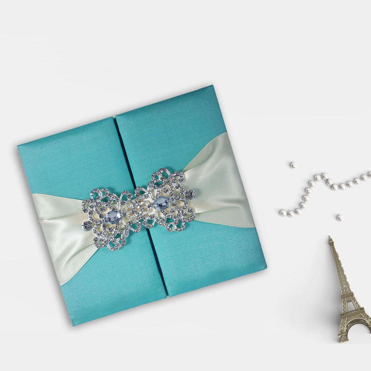 Luxury wedding folder