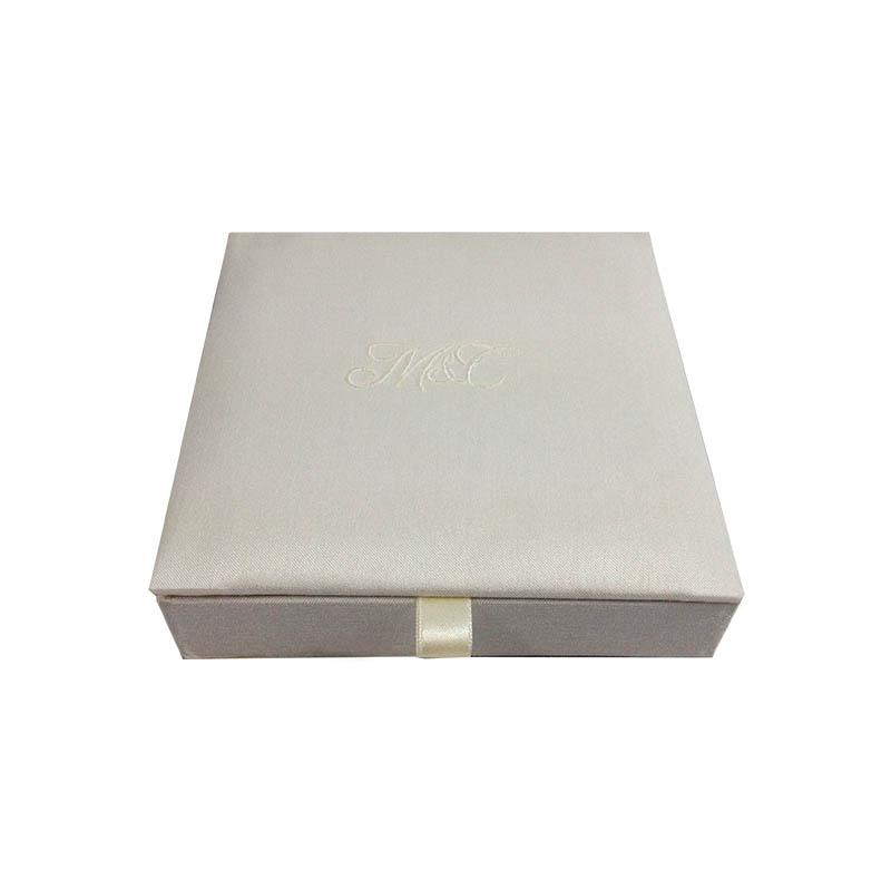 Luxury Silk Jewelry Box Luxury Wedding Invitations Handmade