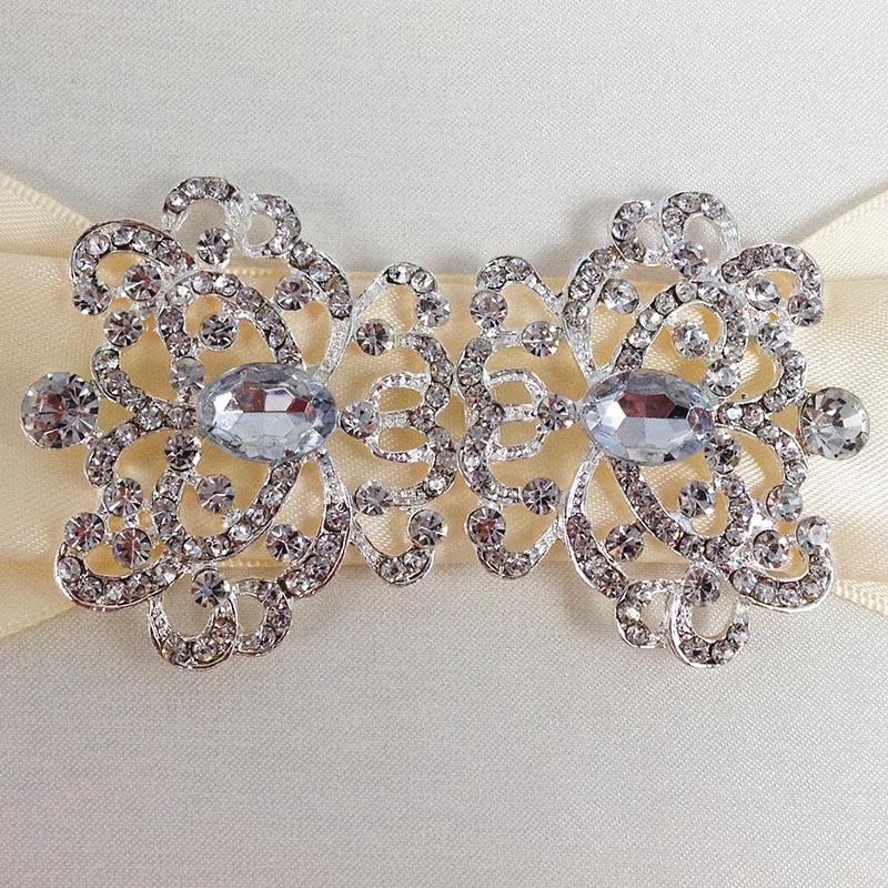 WEDDING CARD & BOXES CRYSTAL EMBELLISHMENTS - Luxury Wedding ...