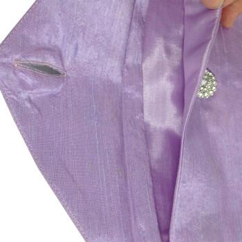 Lavender Silk Envelopes