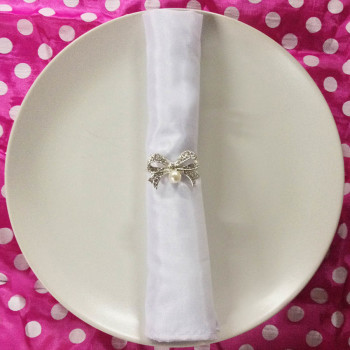 Rhinestone Napkin Holder