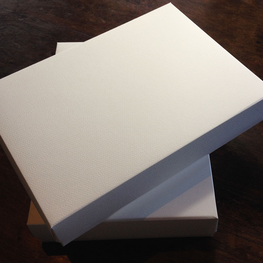 Cardboard Shirt Boxes Packing Luxury Wedding Invitations