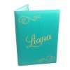Luxurious pocket invitation folder