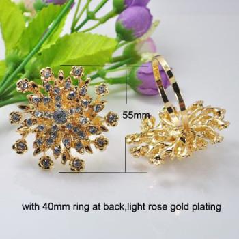 Golden Napkin Ring