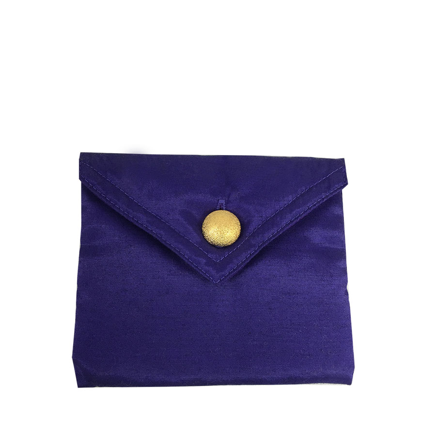 Elegant Jewelry Pouches Packaging Bags