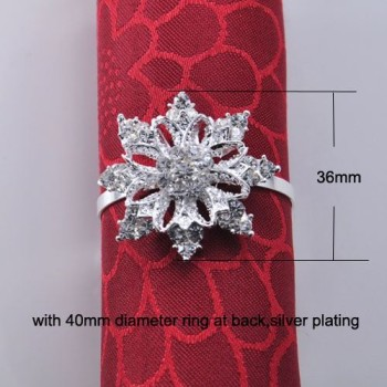 Star Shaped Napkin Ring Holder