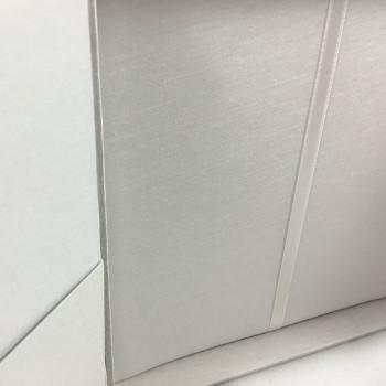 white wedding box