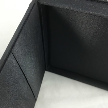 sideview of wedding box