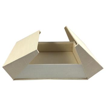 ivory wedding boxes