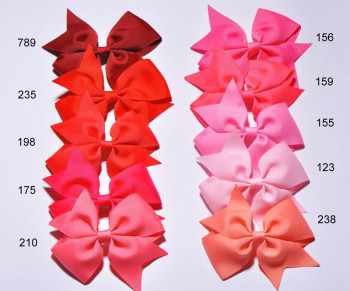 Loop Bow Ribbon Wedding Embellishment