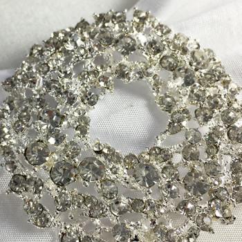 Diamond brooch creations