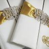Luxury invitations pocket folder