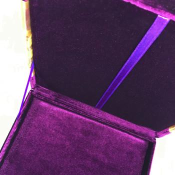 Royal Purple Wedding Invitations