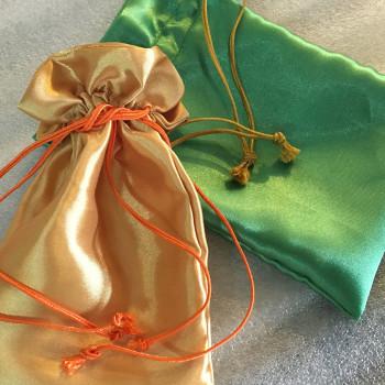 Satin Muslin Bags