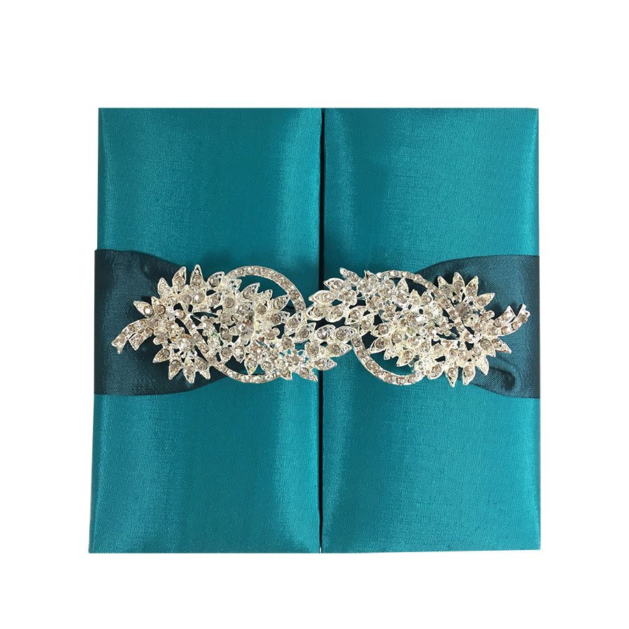 Embellished Invitation Box