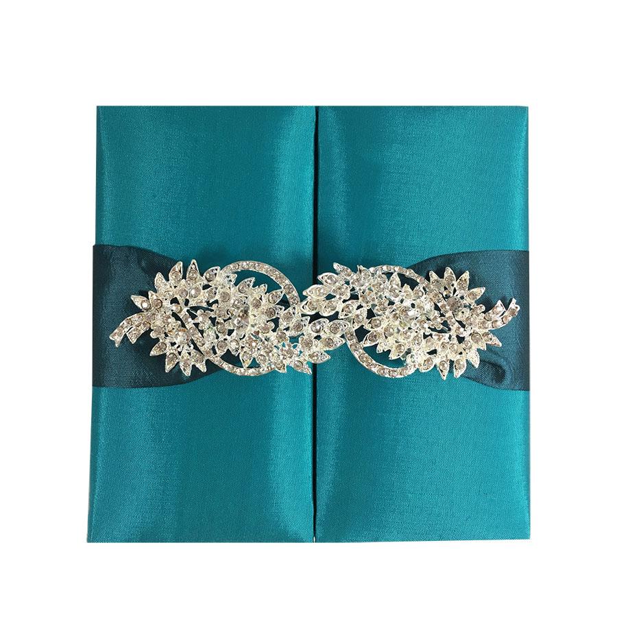Embellished Invitation Box