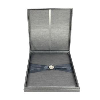 silk box for invitations