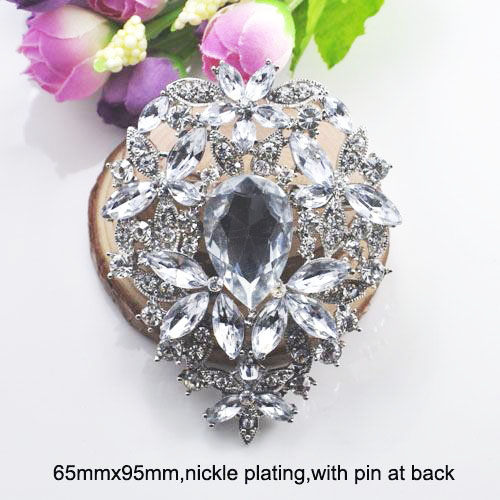 Elegant Wedding Brooch