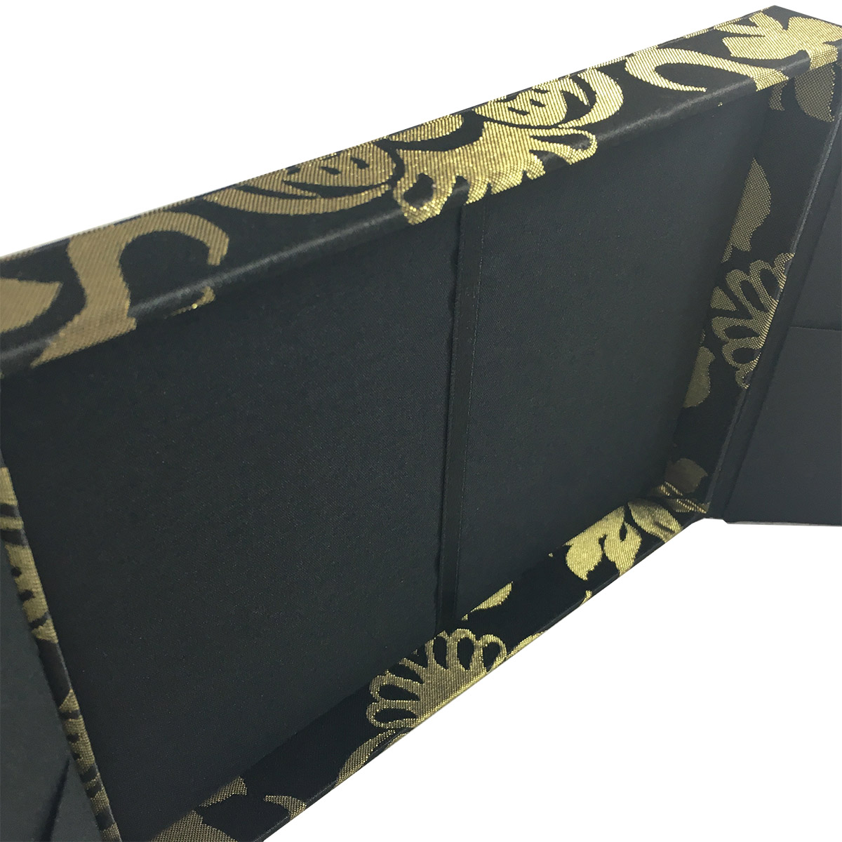 Brocade silk box