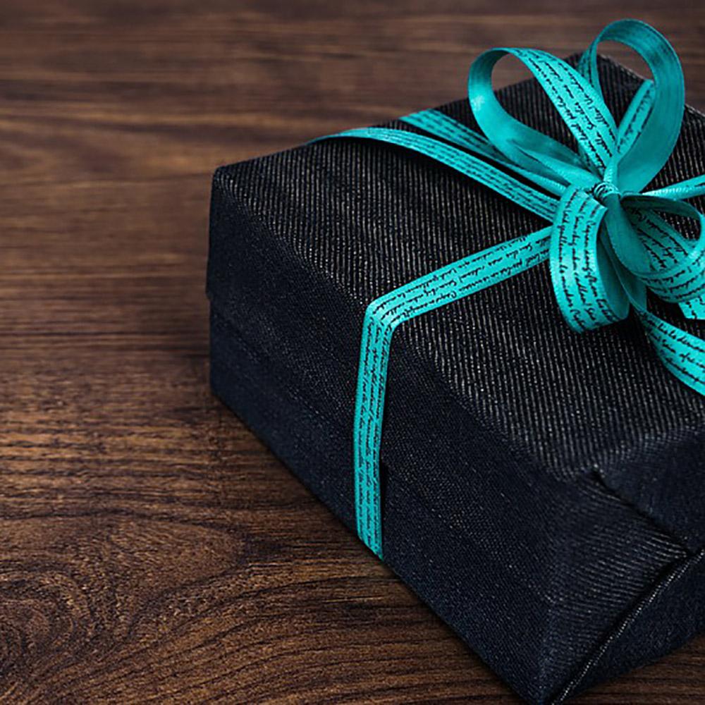 Denim Jeans Favour Box
