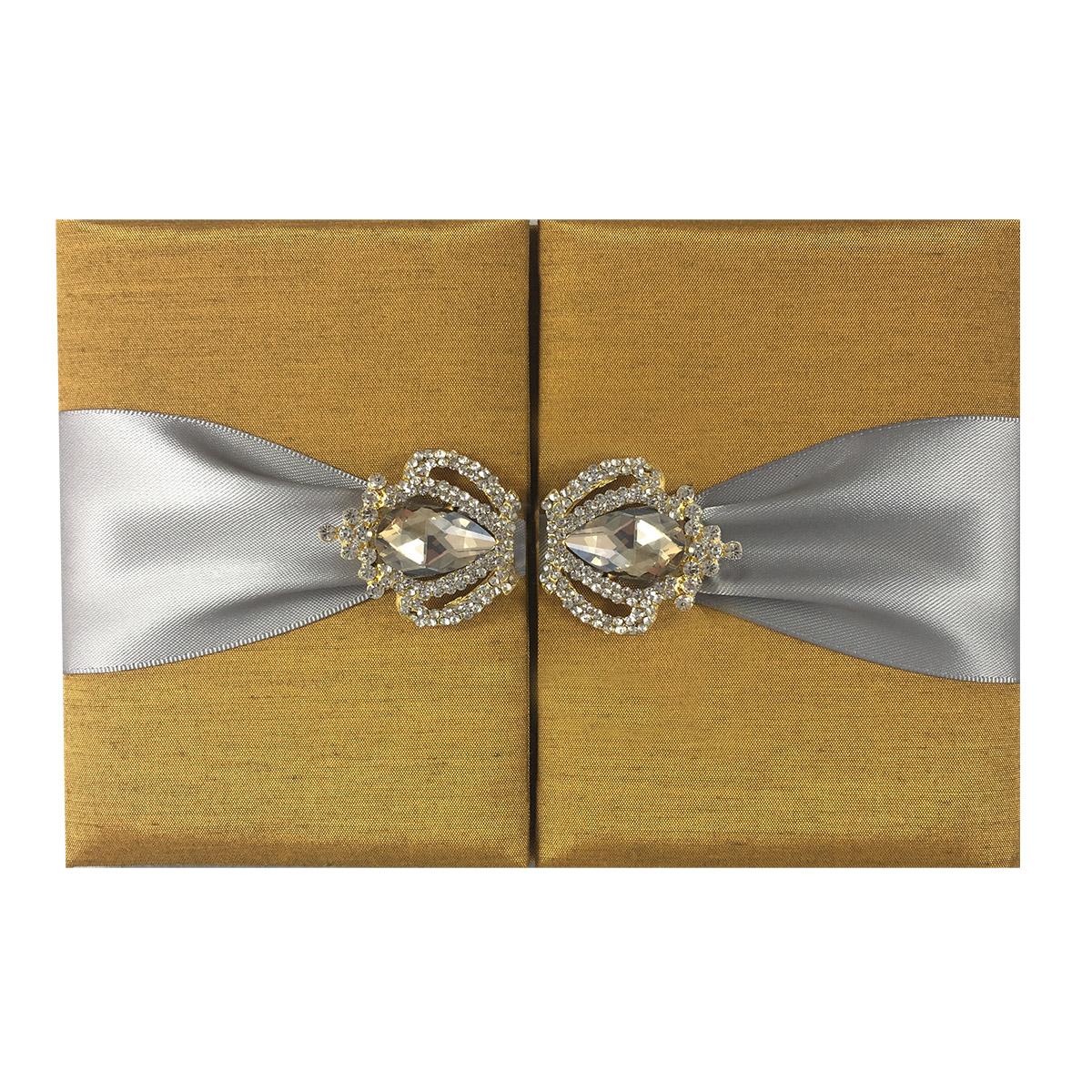 Golden Wedding Folder