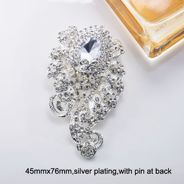 Luxury Wedding Brooch
