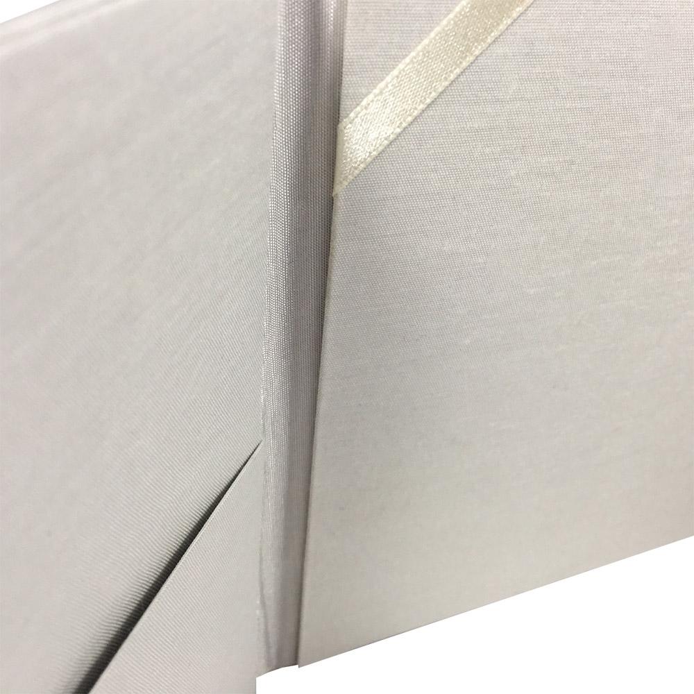 ivory pocket folder detail pictures