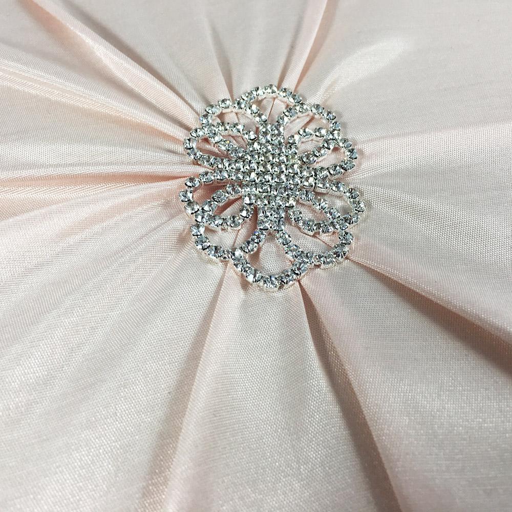 blush pink boxed wedding invitations